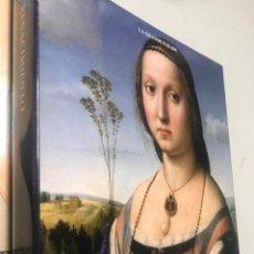 Libros: EL RENACIMIENTO, MÁS DE 400 PAGS. 30X30 CM.. Lote 238858455