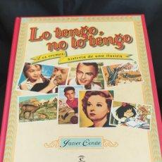 Libros: LO TENGO NO LO TENGO. Lote 239402270
