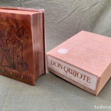 Livros: EL QUIJOTE. EDICIÓN ESPECIAL IV CENTENARIO.. Lote 239781655