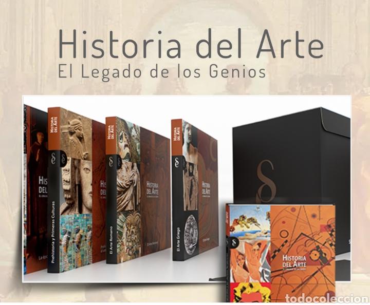 SIGNO. LAS CREACIONES ARTÍSTICAS DE TODAS LAS ÉPOCAS HISTORIA DEL ARTE: EL LEGADO DE LOS GENIOS (Libros Nuevos - Bellas Artes, ocio y coleccionismo - Otros)