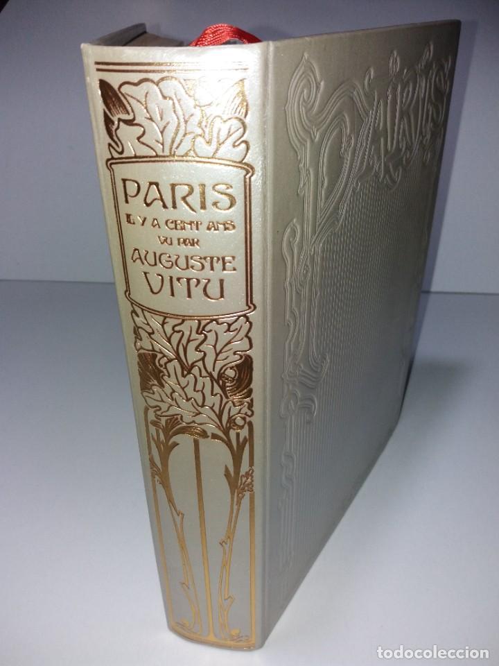Libros: EXTRAORDINARIO Y BELLO LIBRO SOBRE EL PARIS DEL SIGLO XIX AÑOS 70´S - Foto 8 - 242225945