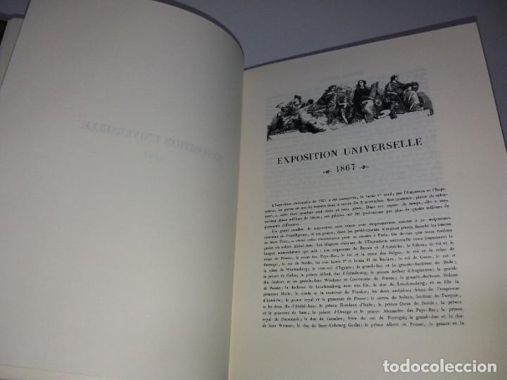 Libros: EXTRAORDINARIO Y BELLO LIBRO SOBRE EL PARIS DEL SIGLO XIX AÑOS 70´S - Foto 16 - 242225945