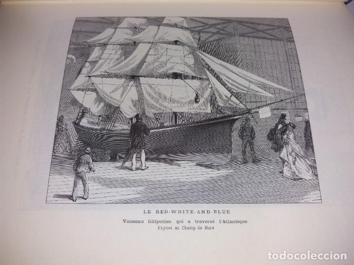 Libros: EXTRAORDINARIO Y BELLO LIBRO SOBRE EL PARIS DEL SIGLO XIX AÑOS 70´S - Foto 36 - 242225945