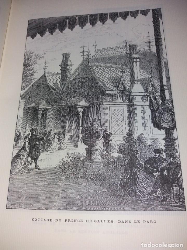 Libros: EXTRAORDINARIO Y BELLO LIBRO SOBRE EL PARIS DEL SIGLO XIX AÑOS 70´S - Foto 40 - 242225945