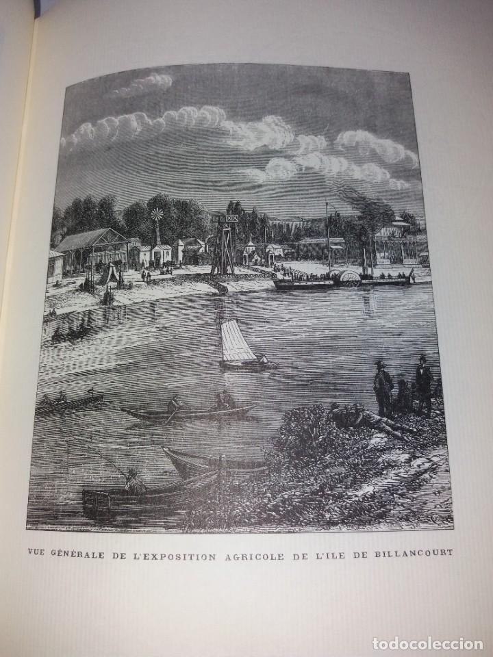 Libros: EXTRAORDINARIO Y BELLO LIBRO SOBRE EL PARIS DEL SIGLO XIX AÑOS 70´S - Foto 48 - 242225945
