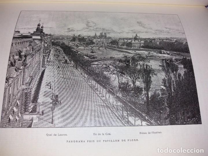 Libros: EXTRAORDINARIO Y BELLO LIBRO SOBRE EL PARIS DEL SIGLO XIX AÑOS 70´S - Foto 50 - 242225945