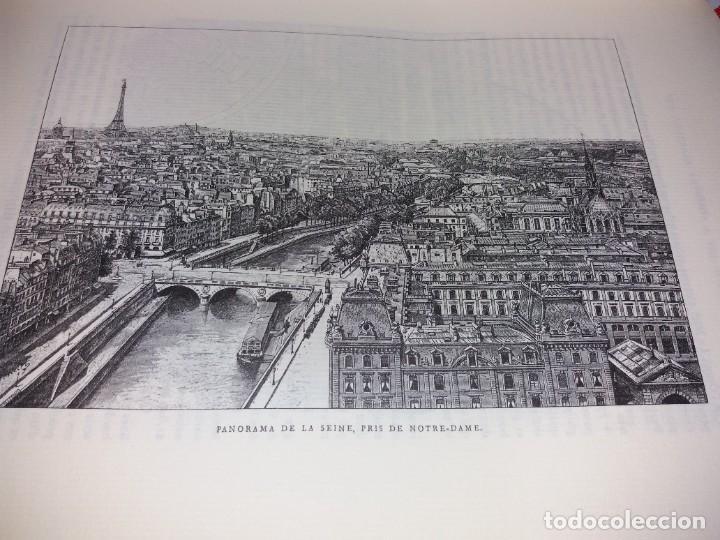 Libros: EXTRAORDINARIO Y BELLO LIBRO SOBRE EL PARIS DEL SIGLO XIX AÑOS 70´S - Foto 53 - 242225945