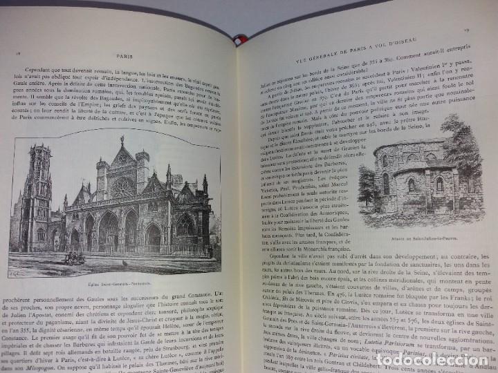 Libros: EXTRAORDINARIO Y BELLO LIBRO SOBRE EL PARIS DEL SIGLO XIX AÑOS 70´S - Foto 57 - 242225945