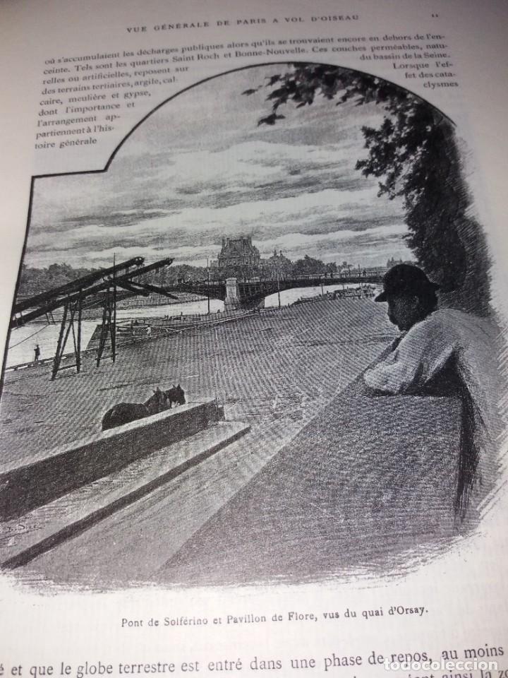 Libros: EXTRAORDINARIO Y BELLO LIBRO SOBRE EL PARIS DEL SIGLO XIX AÑOS 70´S - Foto 64 - 242225945