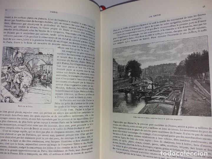 Libros: EXTRAORDINARIO Y BELLO LIBRO SOBRE EL PARIS DEL SIGLO XIX AÑOS 70´S - Foto 70 - 242225945