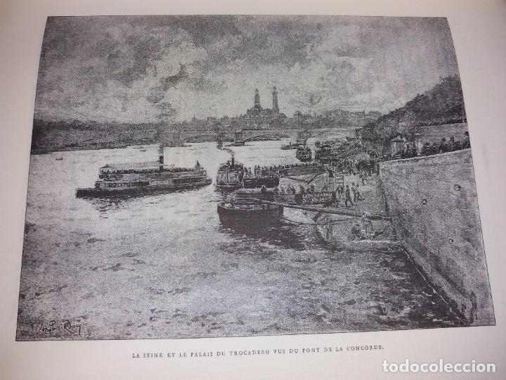 Libros: EXTRAORDINARIO Y BELLO LIBRO SOBRE EL PARIS DEL SIGLO XIX AÑOS 70´S - Foto 72 - 242225945