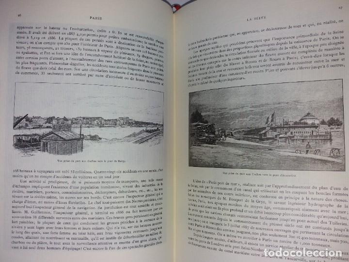 Libros: EXTRAORDINARIO Y BELLO LIBRO SOBRE EL PARIS DEL SIGLO XIX AÑOS 70´S - Foto 73 - 242225945