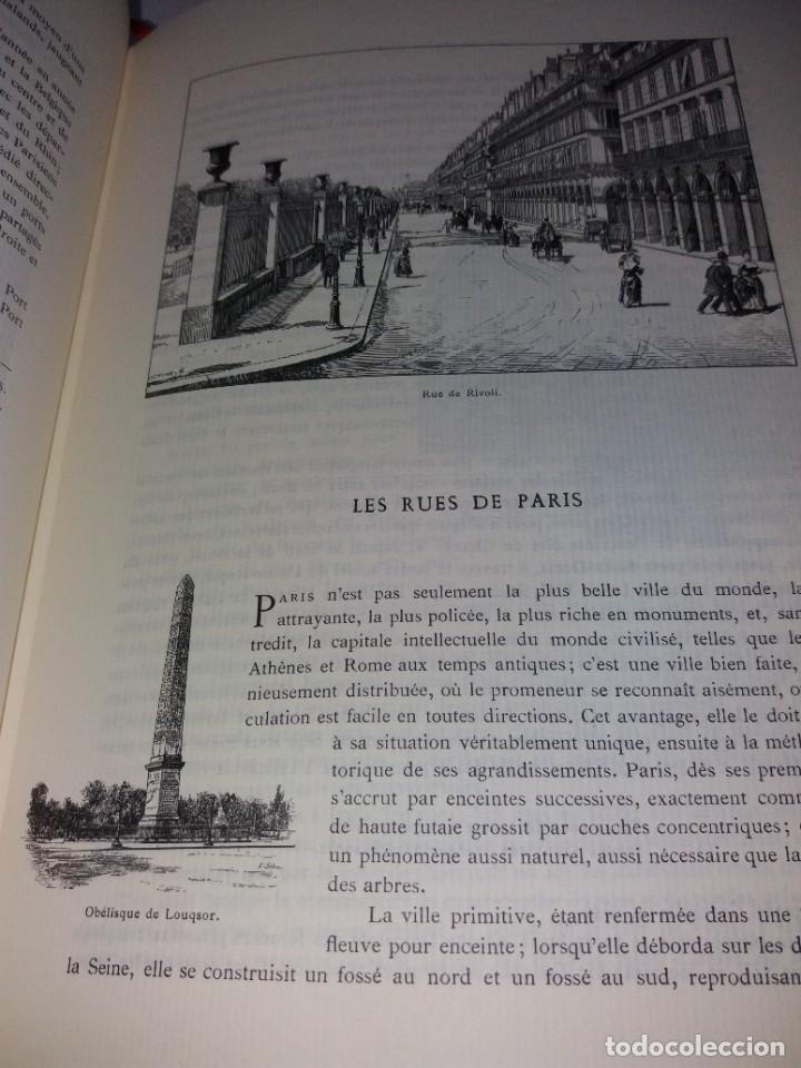 Libros: EXTRAORDINARIO Y BELLO LIBRO SOBRE EL PARIS DEL SIGLO XIX AÑOS 70´S - Foto 74 - 242225945