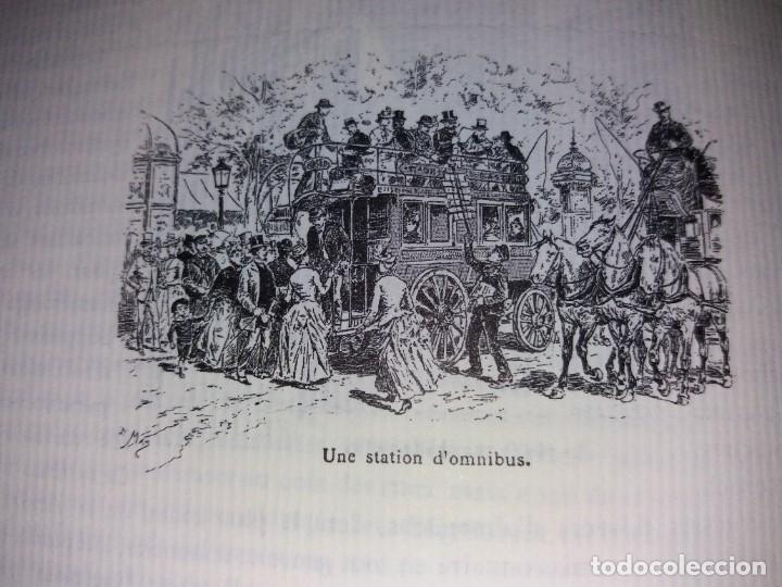 Libros: EXTRAORDINARIO Y BELLO LIBRO SOBRE EL PARIS DEL SIGLO XIX AÑOS 70´S - Foto 76 - 242225945
