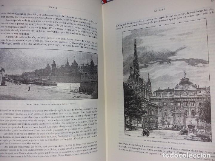 Libros: EXTRAORDINARIO Y BELLO LIBRO SOBRE EL PARIS DEL SIGLO XIX AÑOS 70´S - Foto 78 - 242225945