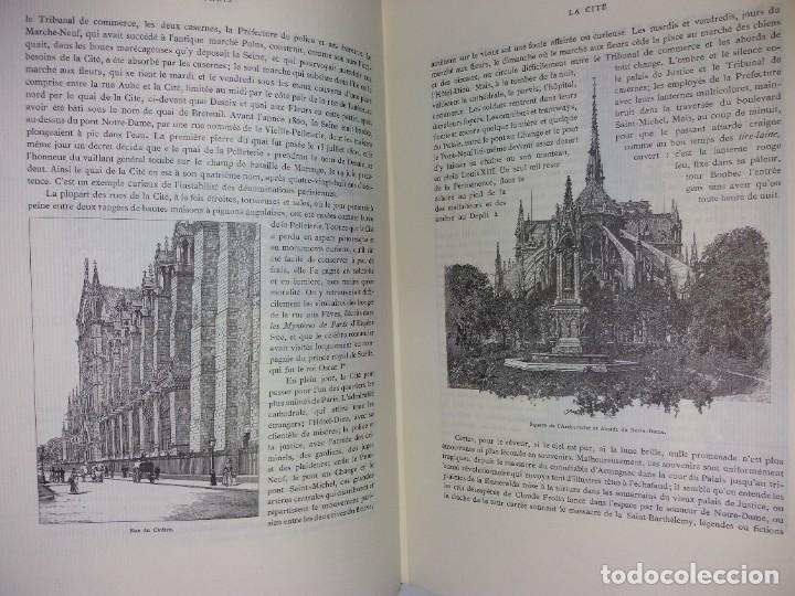Libros: EXTRAORDINARIO Y BELLO LIBRO SOBRE EL PARIS DEL SIGLO XIX AÑOS 70´S - Foto 79 - 242225945