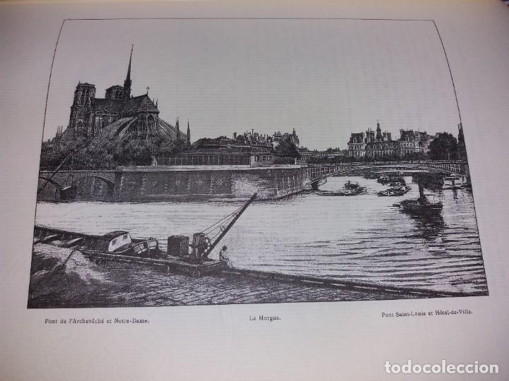Libros: EXTRAORDINARIO Y BELLO LIBRO SOBRE EL PARIS DEL SIGLO XIX AÑOS 70´S - Foto 80 - 242225945
