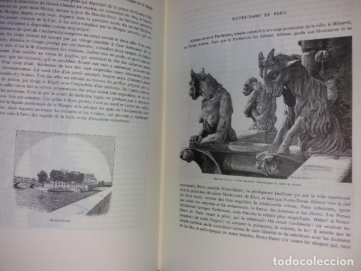 Libros: EXTRAORDINARIO Y BELLO LIBRO SOBRE EL PARIS DEL SIGLO XIX AÑOS 70´S - Foto 81 - 242225945