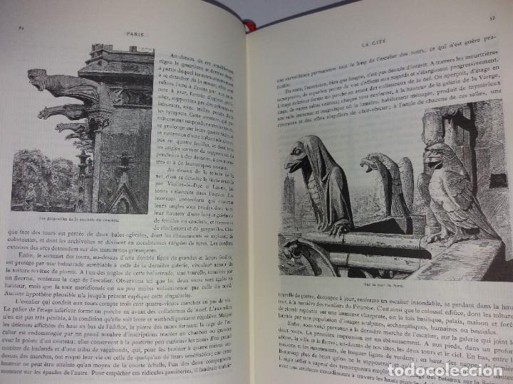 Libros: EXTRAORDINARIO Y BELLO LIBRO SOBRE EL PARIS DEL SIGLO XIX AÑOS 70´S - Foto 83 - 242225945