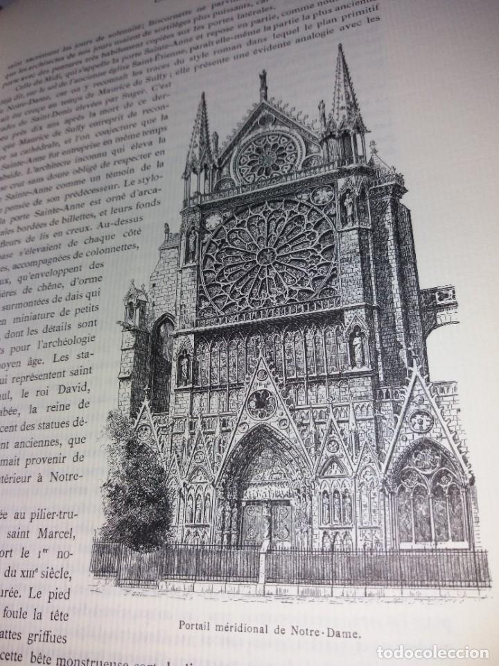 Libros: EXTRAORDINARIO Y BELLO LIBRO SOBRE EL PARIS DEL SIGLO XIX AÑOS 70´S - Foto 84 - 242225945