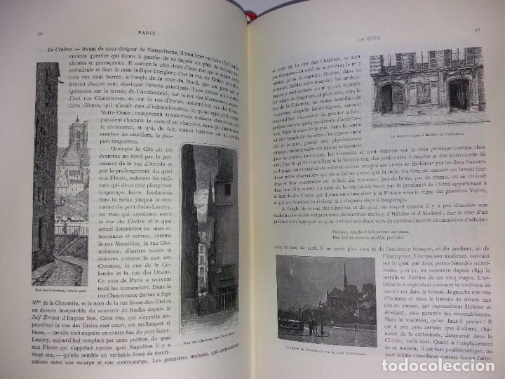 Libros: EXTRAORDINARIO Y BELLO LIBRO SOBRE EL PARIS DEL SIGLO XIX AÑOS 70´S - Foto 86 - 242225945