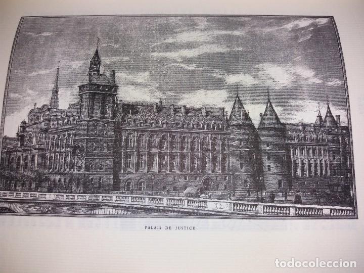 Libros: EXTRAORDINARIO Y BELLO LIBRO SOBRE EL PARIS DEL SIGLO XIX AÑOS 70´S - Foto 87 - 242225945