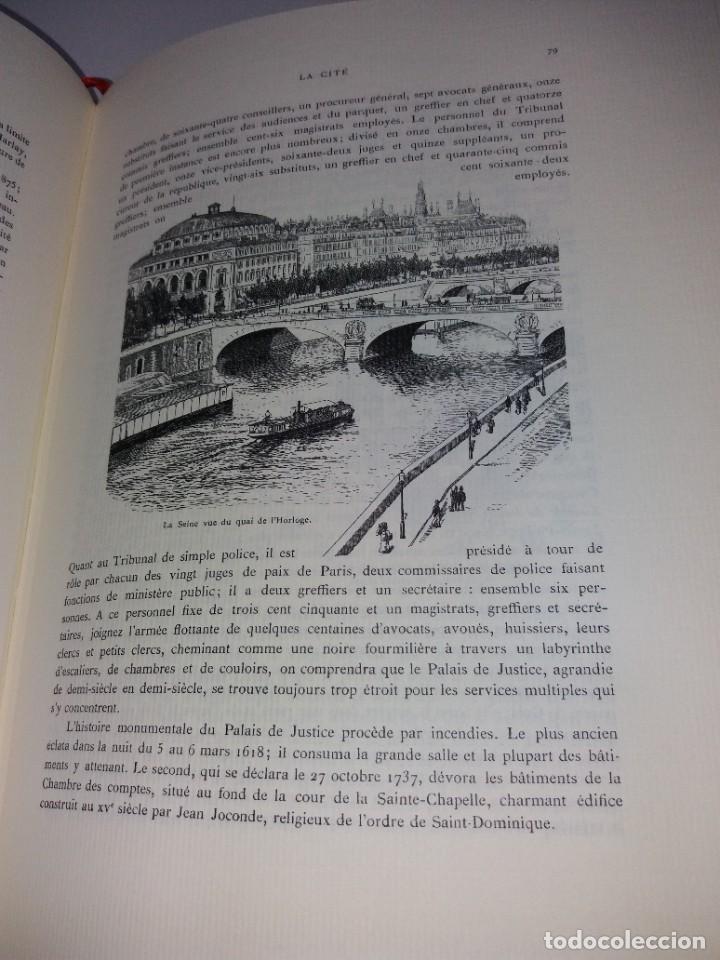 Libros: EXTRAORDINARIO Y BELLO LIBRO SOBRE EL PARIS DEL SIGLO XIX AÑOS 70´S - Foto 88 - 242225945