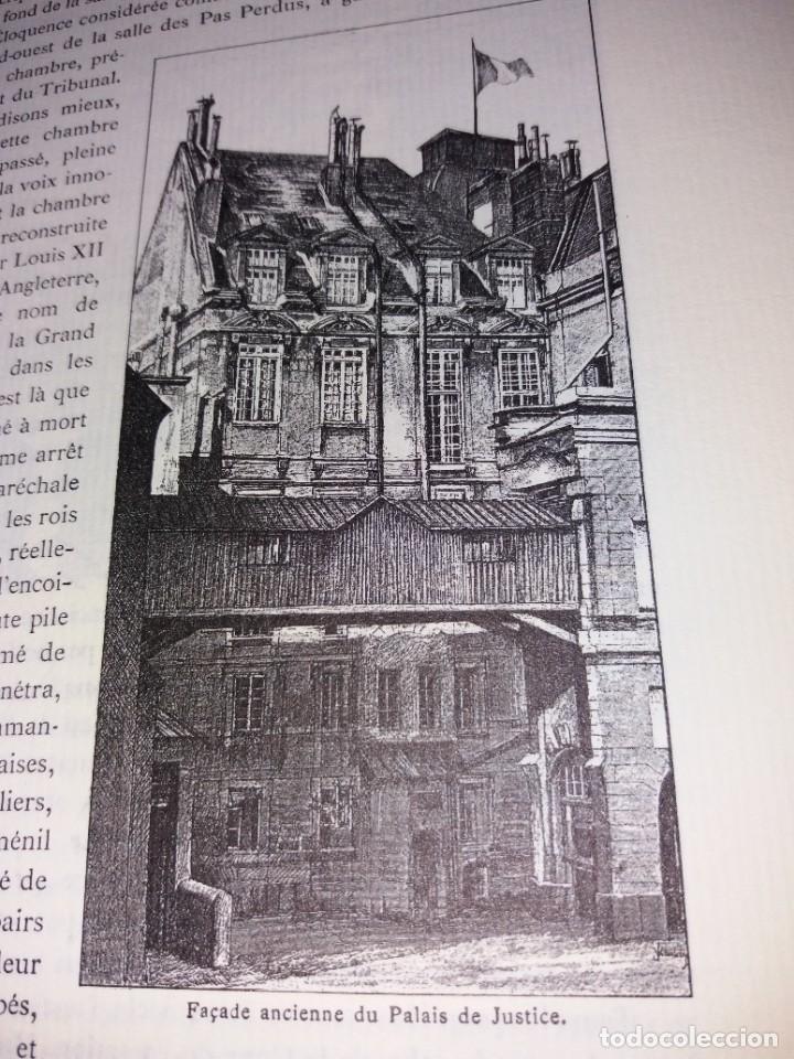 Libros: EXTRAORDINARIO Y BELLO LIBRO SOBRE EL PARIS DEL SIGLO XIX AÑOS 70´S - Foto 89 - 242225945