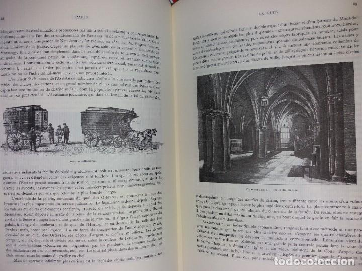 Libros: EXTRAORDINARIO Y BELLO LIBRO SOBRE EL PARIS DEL SIGLO XIX AÑOS 70´S - Foto 90 - 242225945