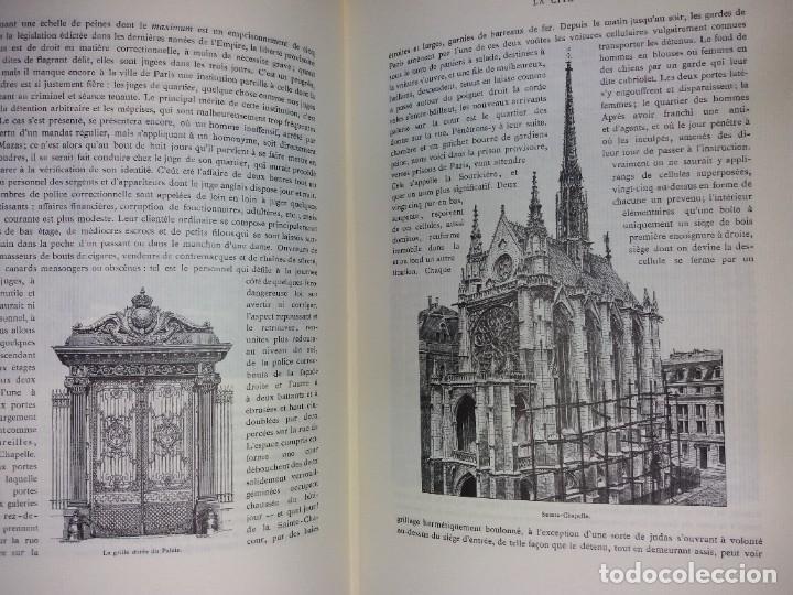 Libros: EXTRAORDINARIO Y BELLO LIBRO SOBRE EL PARIS DEL SIGLO XIX AÑOS 70´S - Foto 91 - 242225945