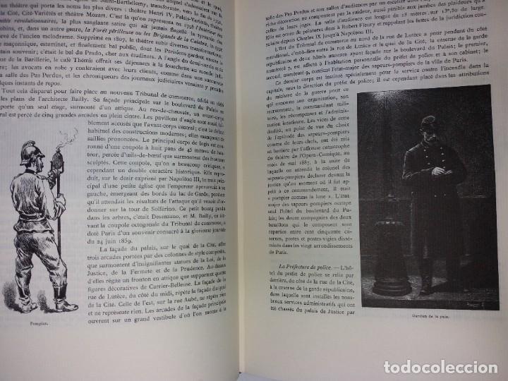 Libros: EXTRAORDINARIO Y BELLO LIBRO SOBRE EL PARIS DEL SIGLO XIX AÑOS 70´S - Foto 93 - 242225945