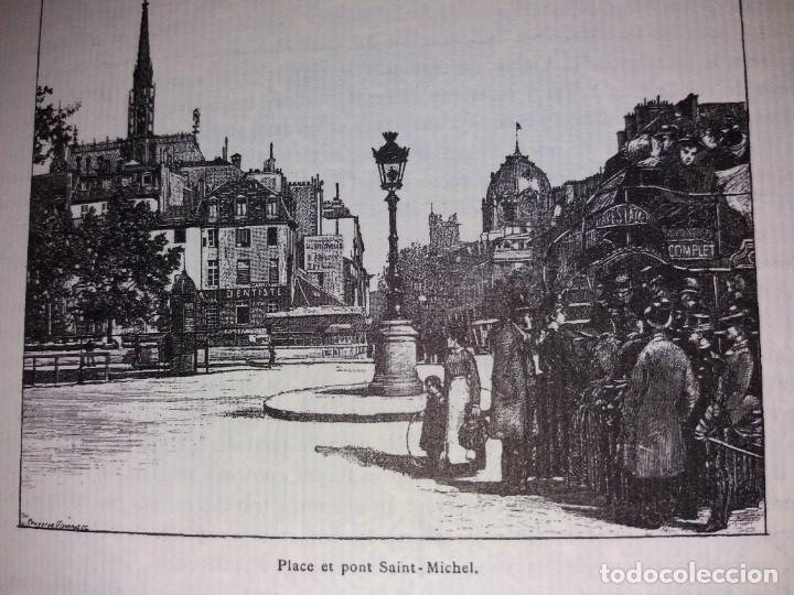 Libros: EXTRAORDINARIO Y BELLO LIBRO SOBRE EL PARIS DEL SIGLO XIX AÑOS 70´S - Foto 95 - 242225945
