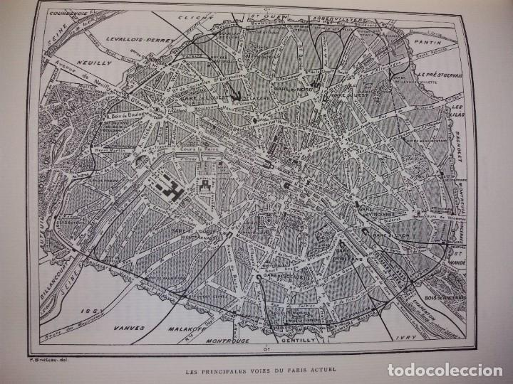 Libros: EXTRAORDINARIO Y BELLO LIBRO SOBRE EL PARIS DEL SIGLO XIX AÑOS 70´S - Foto 96 - 242225945
