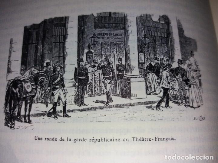Libros: EXTRAORDINARIO Y BELLO LIBRO SOBRE EL PARIS DEL SIGLO XIX AÑOS 70´S - Foto 98 - 242225945