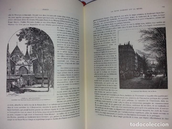 Libros: EXTRAORDINARIO Y BELLO LIBRO SOBRE EL PARIS DEL SIGLO XIX AÑOS 70´S - Foto 100 - 242225945