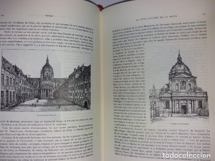 Libros: EXTRAORDINARIO Y BELLO LIBRO SOBRE EL PARIS DEL SIGLO XIX AÑOS 70´S - Foto 101 - 242225945