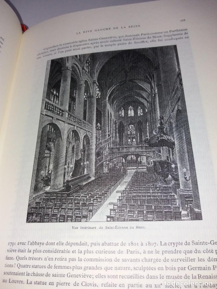 Libros: EXTRAORDINARIO Y BELLO LIBRO SOBRE EL PARIS DEL SIGLO XIX AÑOS 70´S - Foto 106 - 242225945