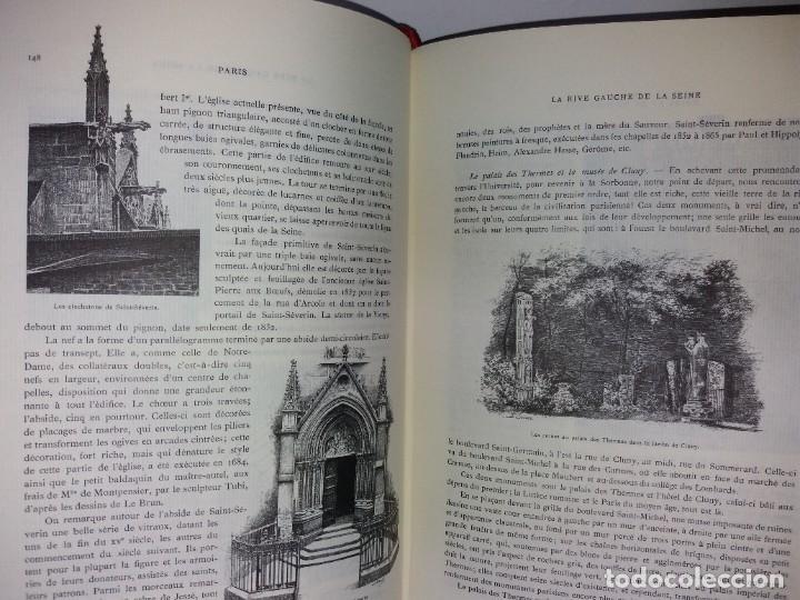 Libros: EXTRAORDINARIO Y BELLO LIBRO SOBRE EL PARIS DEL SIGLO XIX AÑOS 70´S - Foto 111 - 242225945
