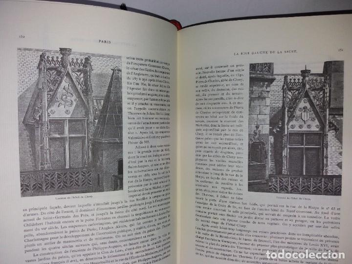 Libros: EXTRAORDINARIO Y BELLO LIBRO SOBRE EL PARIS DEL SIGLO XIX AÑOS 70´S - Foto 112 - 242225945