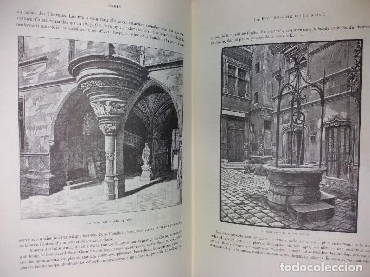 Libros: EXTRAORDINARIO Y BELLO LIBRO SOBRE EL PARIS DEL SIGLO XIX AÑOS 70´S - Foto 114 - 242225945