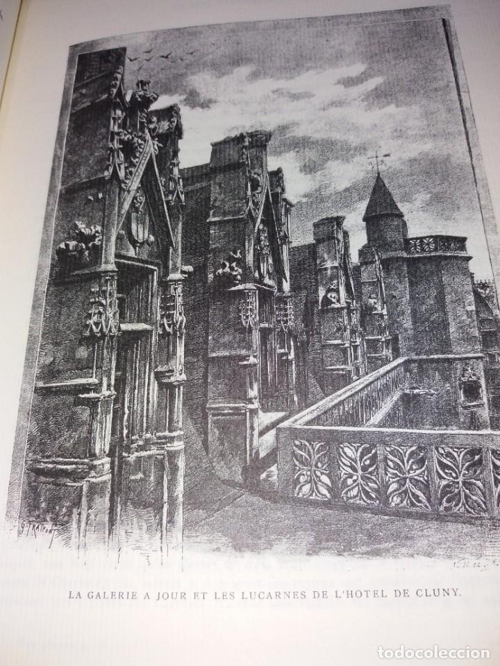 Libros: EXTRAORDINARIO Y BELLO LIBRO SOBRE EL PARIS DEL SIGLO XIX AÑOS 70´S - Foto 115 - 242225945
