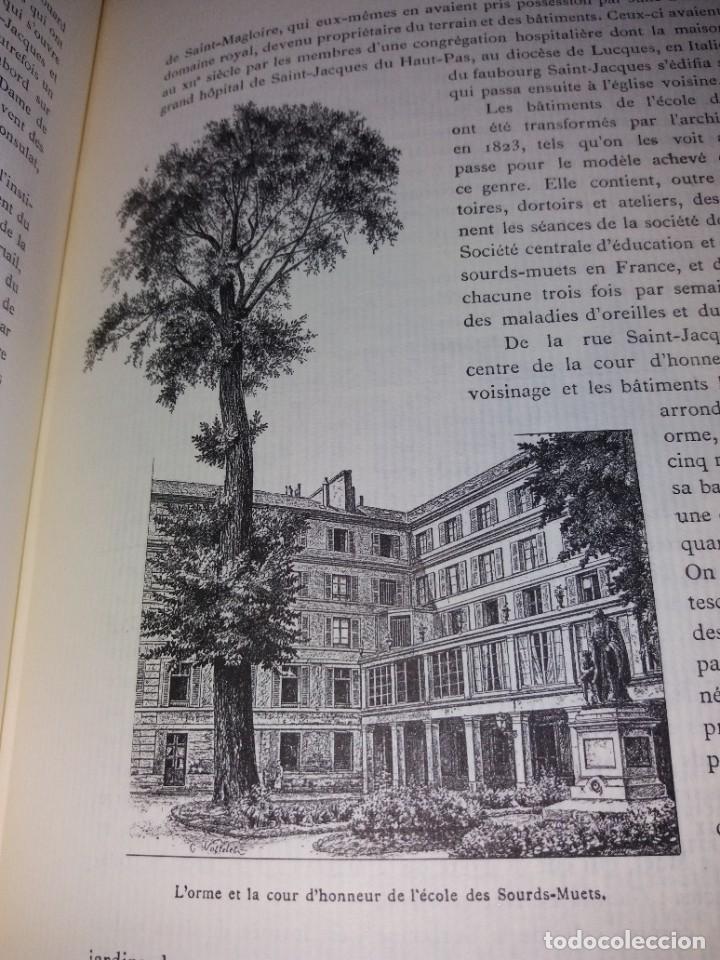 Libros: EXTRAORDINARIO Y BELLO LIBRO SOBRE EL PARIS DEL SIGLO XIX AÑOS 70´S - Foto 117 - 242225945