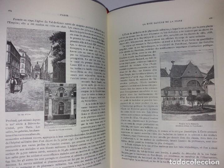 Libros: EXTRAORDINARIO Y BELLO LIBRO SOBRE EL PARIS DEL SIGLO XIX AÑOS 70´S - Foto 119 - 242225945
