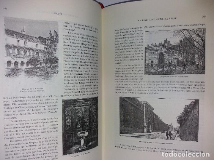 Libros: EXTRAORDINARIO Y BELLO LIBRO SOBRE EL PARIS DEL SIGLO XIX AÑOS 70´S - Foto 120 - 242225945