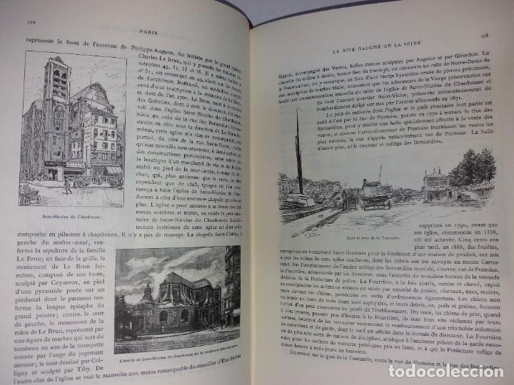 Libros: EXTRAORDINARIO Y BELLO LIBRO SOBRE EL PARIS DEL SIGLO XIX AÑOS 70´S - Foto 122 - 242225945