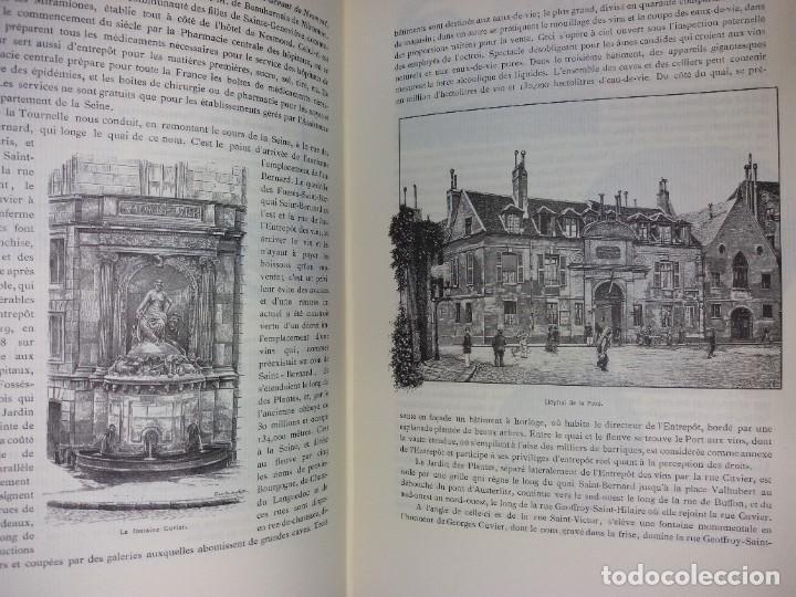 Libros: EXTRAORDINARIO Y BELLO LIBRO SOBRE EL PARIS DEL SIGLO XIX AÑOS 70´S - Foto 123 - 242225945