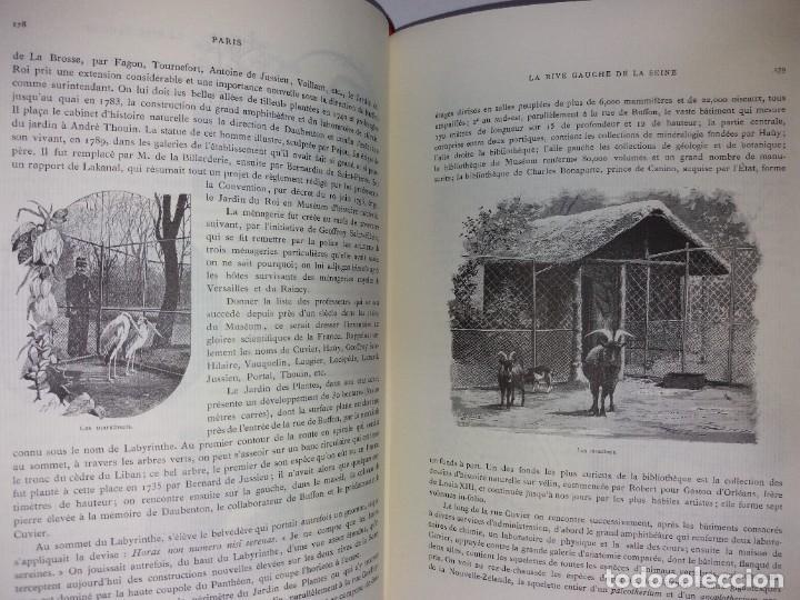 Libros: EXTRAORDINARIO Y BELLO LIBRO SOBRE EL PARIS DEL SIGLO XIX AÑOS 70´S - Foto 125 - 242225945