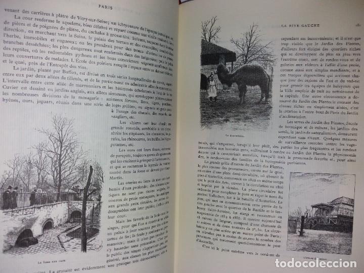 Libros: EXTRAORDINARIO Y BELLO LIBRO SOBRE EL PARIS DEL SIGLO XIX AÑOS 70´S - Foto 126 - 242225945