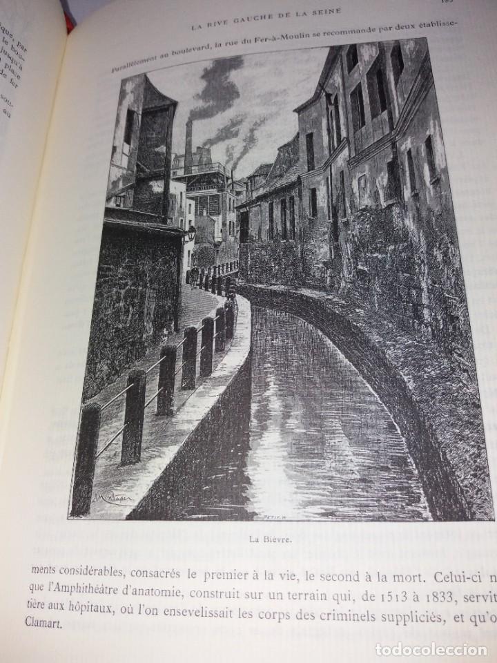 Libros: EXTRAORDINARIO Y BELLO LIBRO SOBRE EL PARIS DEL SIGLO XIX AÑOS 70´S - Foto 127 - 242225945