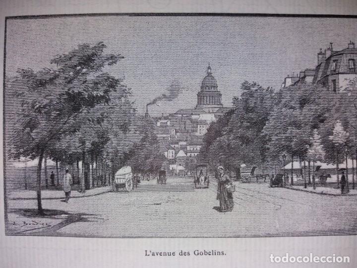 Libros: EXTRAORDINARIO Y BELLO LIBRO SOBRE EL PARIS DEL SIGLO XIX AÑOS 70´S - Foto 128 - 242225945